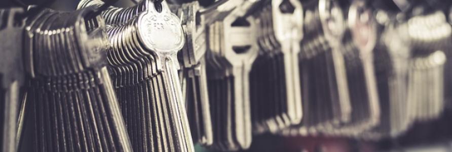 clé de serrurier